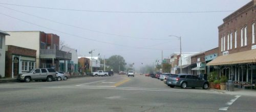 Apalachaola -- not much to look at, but I am very fond of the place.
