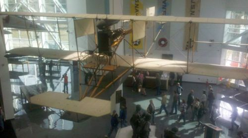 The very first naval aircraft from 1911.
