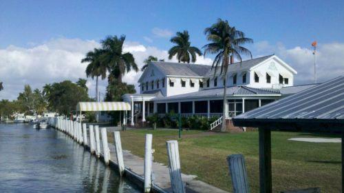 The Rod and Gun Club, Everglades City