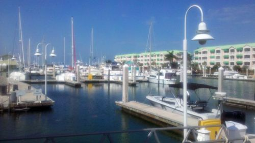 Sunset Marina, Stock Island, Key West.