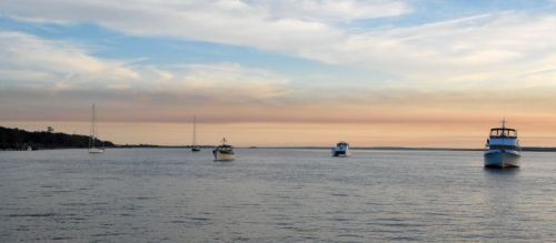 Cumberland anchorage.