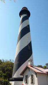 St. Augustine Light.